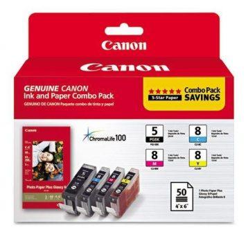 CNM0628B027 - 0628B027 Inks amp; Paper Pack