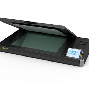 Contex IQ Flex flatbed scanner