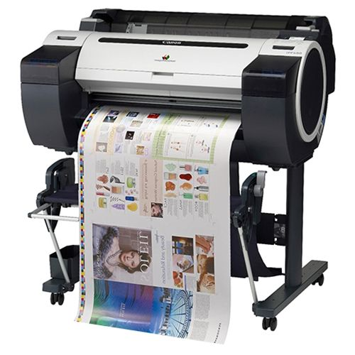 Canon Imageprograf Ipf680 24 Printer Professional Plotter Technology
