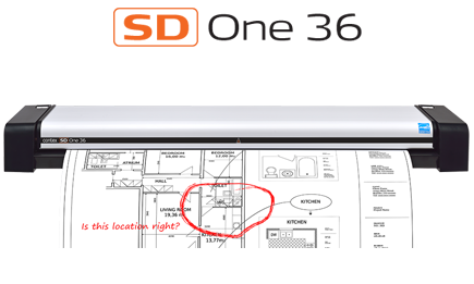 "Contex SD ONE 36"" Scanner"