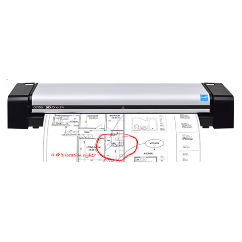 Contex SD ONE 24″ Scanner