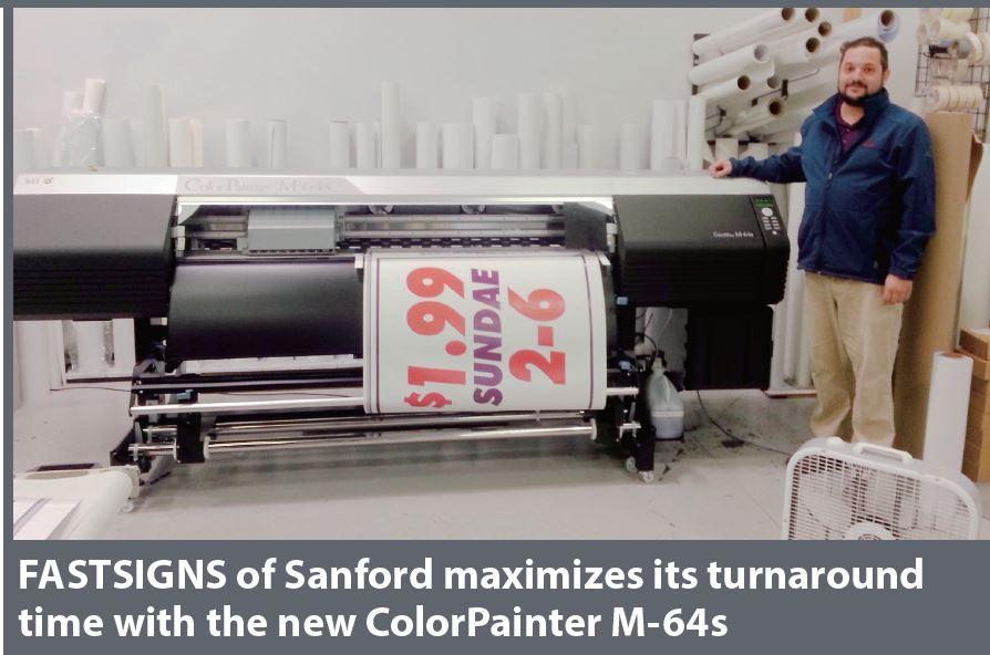 fastsigns of sanford seiko M64s testimonial