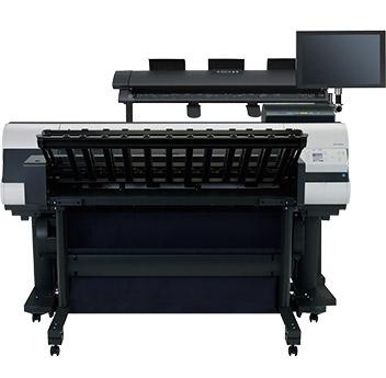 Canon Imageprograf Ipf850 Mfp M40 44 Quot Printer