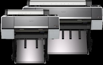 Epson SureColor P6000/P8000 Wide Format Printer