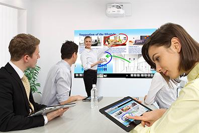 BrightLink® Pro 1420Wi Collaborative