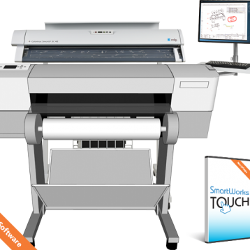 Colortrac SmartLF SC 25 MFP Scanner
