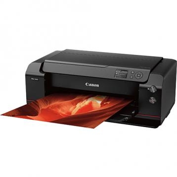 Canon imagePROGRAF PRO-1000 photographic, 17 inch printer