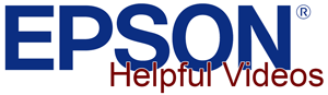Helpful Epson Printer videos