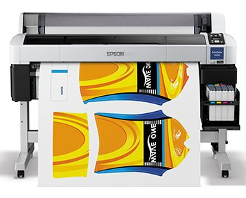 SURECOLOR F-SERIES Dye Sublimation Printers
