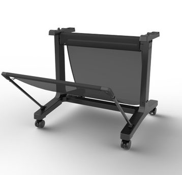 Optional stand for the SureColor T3170 printer. Comes with printer stand and catch basket.
