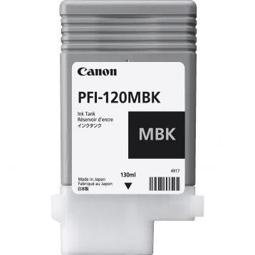 Canon Ink Tank PFI-120MBK - Pigment Matte Black Ink Tank 130ml